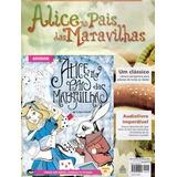 Audiolivro Alice No País Das Maravilhas Cd Lewis Carrol