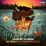 August Alsina The Product Iii: Stateofemergency Cd Import
