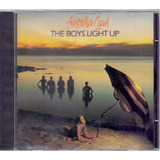 Australian Crawl 1980 The Boys Light Up Cd Importado