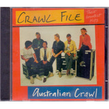 Australian Crawl 1984 Crawl File   Their Greatest Hits Cd