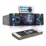 Auto Radio Bluetooth Mp5 Briwax Som Mp3 Carro Usb Fm