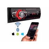 Auto Radio Mp3 Player Som Automotivo Usb Sd Toca Fm