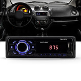 Auto Rádio Usb Sd Auxiliar Fm Multilaser Marea Mp3 Player