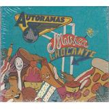 Autoramas   Cd Música Crocante   2011   Lacrado