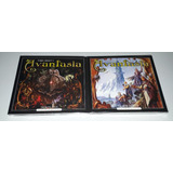 Avantasia   The Metal Opera 1 E 2 Platinum Edition Digipak
