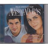 Avassaladoras   Trilha Sonora Original   Cd Lacrado