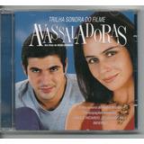 Avassaladoras   Trilha Sonora Original   Cd Novo Original