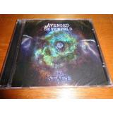 Avenged Sevenfold   Cd The Stage   Lacrado   Nacional