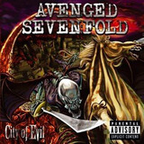 Avenged Sevenfold   City Of Evil   Cd Ec