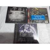 Avenged Sevenfold 4 Cds E 2 Dvds Importados Novos Lacrados