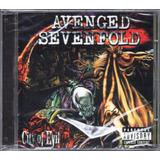 Avenged Sevenfold Cd City Of Evil Lacrado Frete Gratis