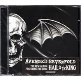 Avenged Sevenfold Cd Hail To The King Novo Frete Gratis
