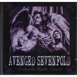 Avenged Sevenfold Sounding The Seventh Trumpet Cd Raro Novo