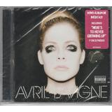 Avril Lavigne   Cd Avril Lavigne   Lacrado