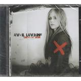 Avril Lavigne   Cd Under My Skin   Lacrado