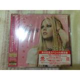 Avril Lavigne Best Damn Thing Japan Tour Edition Cd Dvd Raro