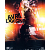Avril Lavigne Live In Toronto Cd Light Original Novo Lacrado