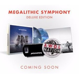 Awolnation Megalithic Symphony Deluxe  limited Edition  Remi