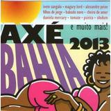 Axé Bahia 2013 Cd Lacardo Original Novo Psirico