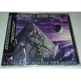 Axel Rudi Pell   Black Moon Pyramid  cd Lacrado