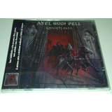 Axel Rudi Pell   Knights Call  cd Lacrado