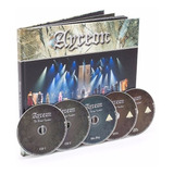 Ayreon   The Theater Equation  ltd  Deluxe Artbook