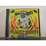 B 52s Planet Claire Cd Orig Imp Raridade New Wave Av8