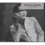 B2   Cd Marilyn Manson   The Pale Emperor Novo E Lacrado