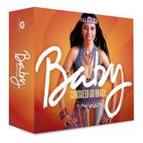 Baby Consuelo Do Brasil   Box Com 5 Cds