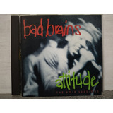 Bad Brains   Attitude   The Roir Sessions