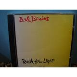 Bad Brains   Rock For Light   Cd Importado