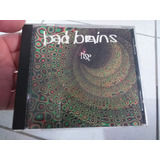 Bad Brains Cd Rise Importado Raro 1993 Punk Hardcore