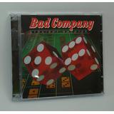 Bad Company   Straight Shooter Cd Duplo Importado