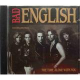 Bad English Cd Single The Time Alone With You Importado Usad