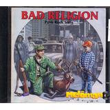 Bad Religion 1996 Punk Rock Song Cd Single Importado Japão