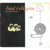 Bad Religion Cd The Process Of Belief   Nacional Lacrado