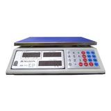 Balança Digital Maxon Mx-111 40kg 110v/220v Branco