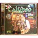 Banda Calypso Cd Ao Vivo Na Amazonia Novo Fotos Originais