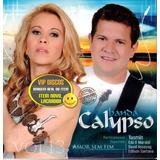 Banda Calypso Cd Promo Amor Sem Fim Vol 13   Lacrado