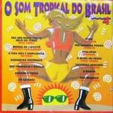 Banda Cheiro De Amor Bragada Cd O Som Tropical Do Brasil V 4