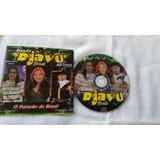 Banda Djávu Do Brasil Cd Original Repertório 2010 Em