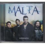 Banda Malta   Supernova   Cd Novo