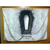 Bandeira  Metallica Death Magnetic Últimas Unidades