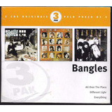 Bangles 3 Cd Pak Novo Original Lacrado