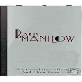 Barry Manilow The Complete Collection And The Novo Lacr Orig
