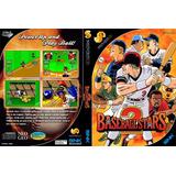 Baseball Stars 2  Neo Geo Cd Rom