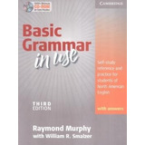 Basic Grammar In Use With Answers And Cd rom   3rd Ed