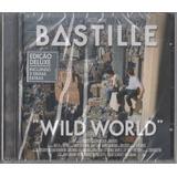 Bastille   Wild World Deluxe Cd Novo Lacrado