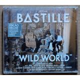 Bastille Wild World Cd Deluxe Com 5 Faixas Extras Lacrado