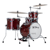 Bateria Odery Cafejazz Bumbo 16 Shell Pack